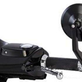 Accessories Mirror, Black Handlebar Ens 102mm (1 Side)