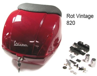 Accessories Top Case, GTS Vintage Red 820/A