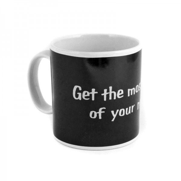 "Lifestyle Coffee Mug ""Get the most out of your Vespa"""