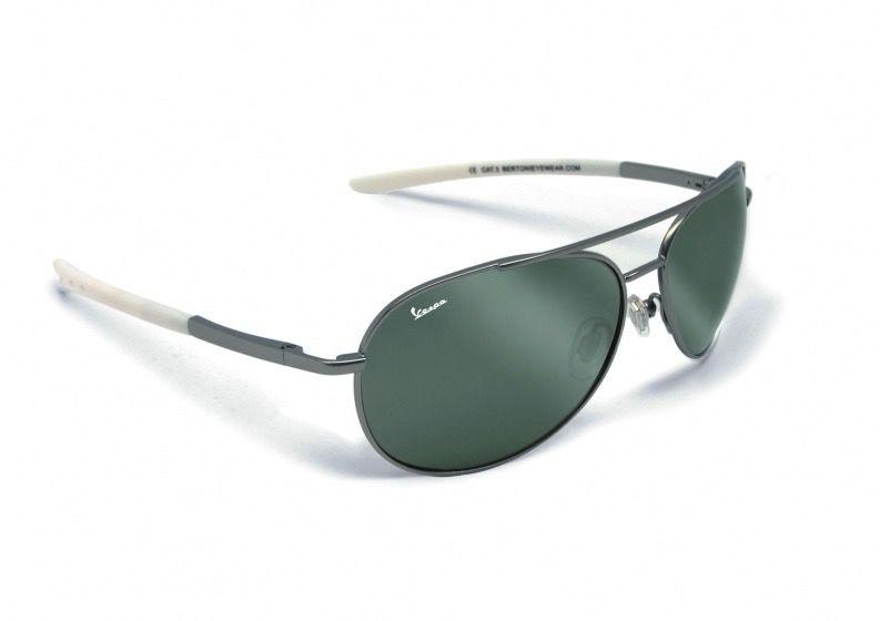 Lifestyle Sunglasses, Vespa Green Metal