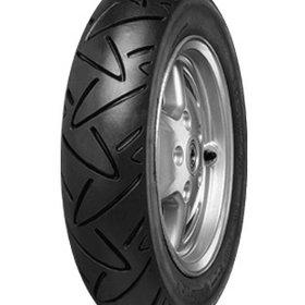 Parts Tire, 3.50 x 10 Continental Twist (130km/h)
