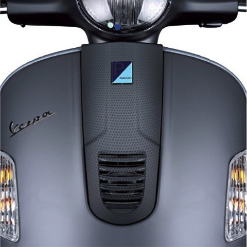 Accessories Horn Cover, Carbon Fibre Look GTS Super