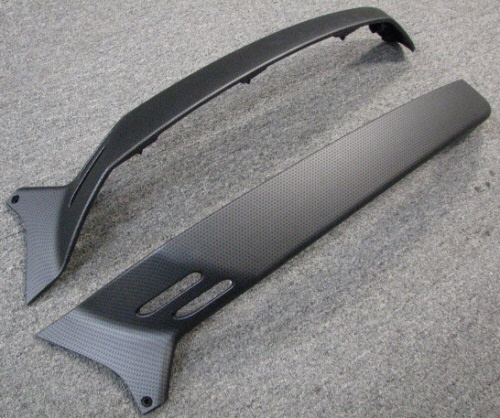 Accessories Fairing, Carbon Fibre Look GTS (pair)
