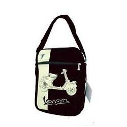 Lifestyle Shoulder Bag Brown & Cream Vespa