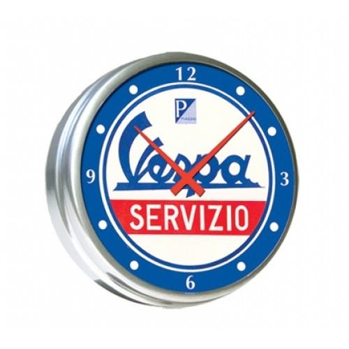 """Lifestyle Desk Clock Vespa Servizio 4.75"""""""