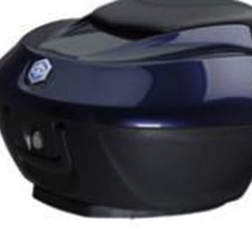 Accessories Top Case, BV350 36Ltr Ocean Blue/Black Backrest