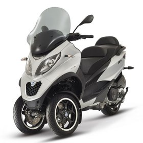 Vehicles Piaggio, 2016 MP3-500 Sport ABS/ASR Argento Cometa