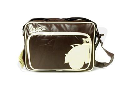 Lifestyle Shoulder Bag Brown Vespa