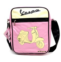Lifestyle Shoulder Bag Pink Vespa 50 Special