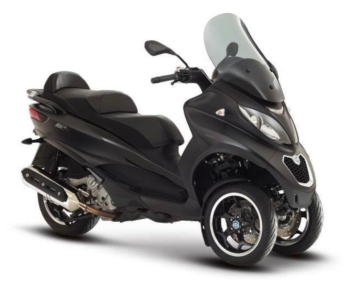 Vehicles 2016 Piaggio MP3-500 DEMO