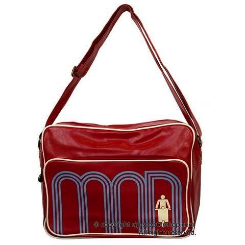Apparel Shoulder Bag, MOD Red