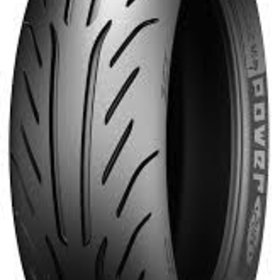 "Parts 150/70-14"", Michelin Power Pure Dual Compound"