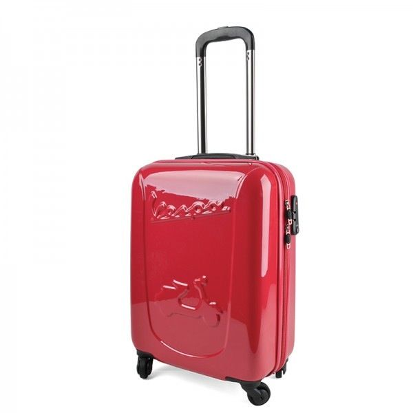 Lifestyle Vespa Carry-On Trolley Red
