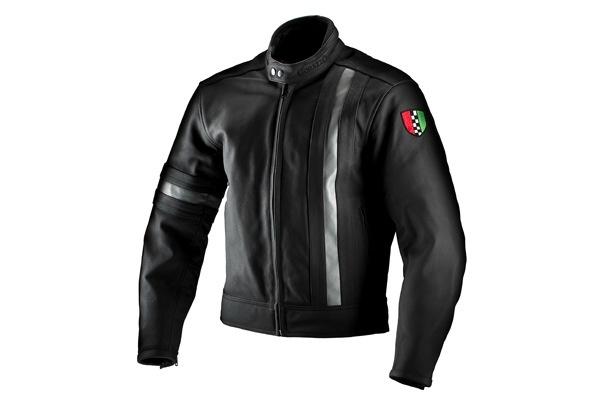 Apparel Jacket Corazzo Men's 5.0 Leather Black Small