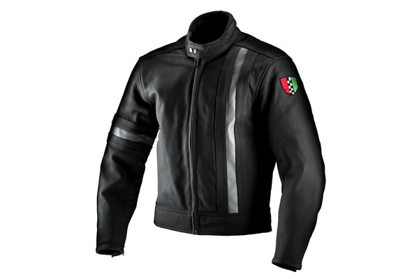 Apparel Jacket Corazzo Men's 5.0 Leather Black X-Large