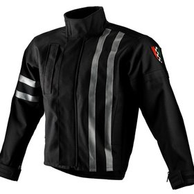 Apparel Jacket Men's Corazzo 5.0 Black (Black Stripe) Large