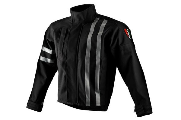Apparel Jacket Men's Corazzo 5.0 Black (Black Stripe) Large