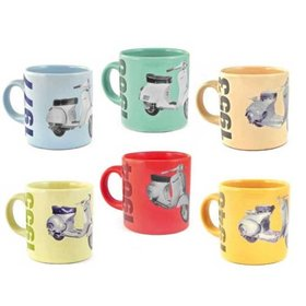 Lifestyle Coffee Mug Vespa Collectors Edition