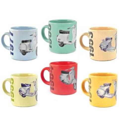 Lifestyle Coffee Mug Vespa Collectors Edition