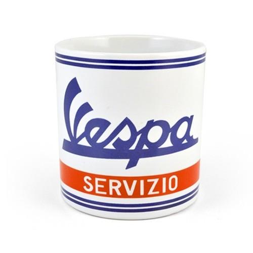 Lifestyle Coffee Mug Vespa Servizio