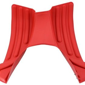 Parts Floor Mat Vespa S/LS/LXV Red