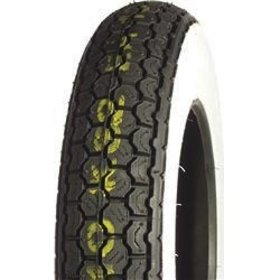 Parts Tire, 3.50 x 8 Continental White Wall