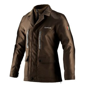 Apparel Jacket Corazzo Men's Tempeste Brown X-Large