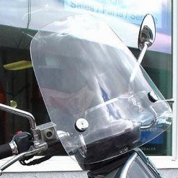 Accessories Windshield, GTV Mid Size (use OEM hardware)
