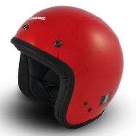 Apparel Vespa Jet Helmet