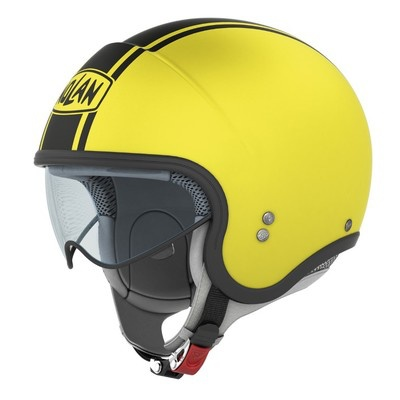 Apparel Helmet, NOLAN N21 Caribe Cab Yellow
