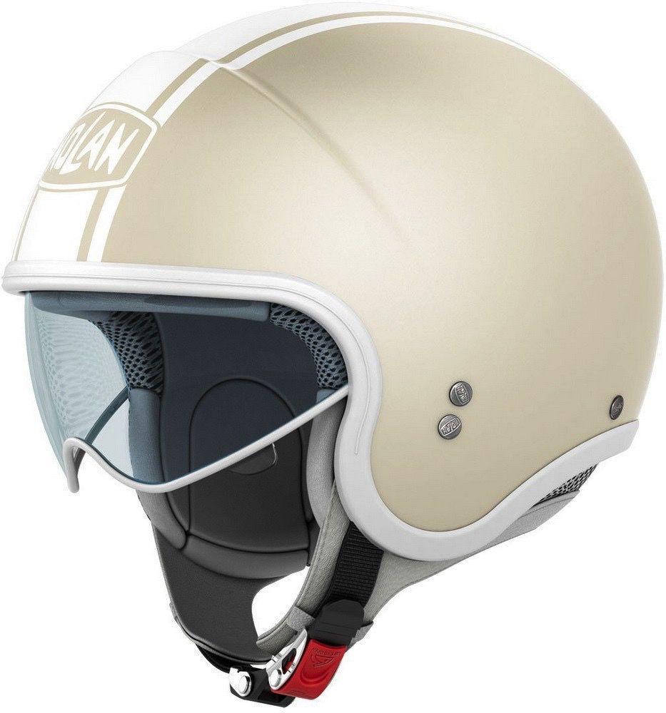 Apparel Helmet, NOLAN N21 Caribe Pearl Ivory