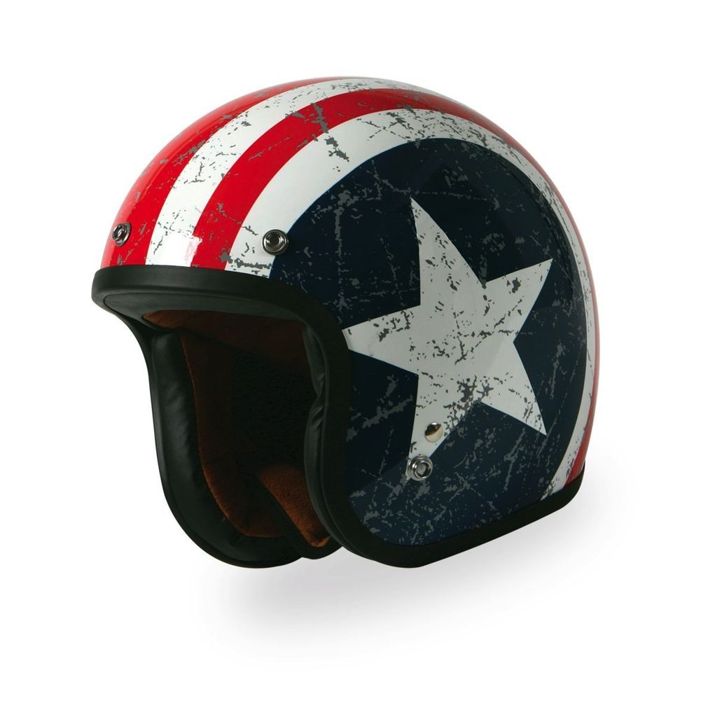 Apparel Helmet, TORC T50 Rebel Star