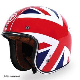 Apparel Helmet, TORC T50 Union Jack Gloss or Monochrome