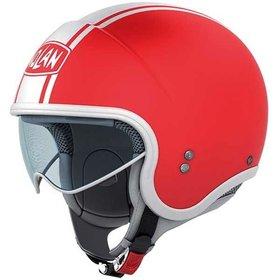 Apparel Helmet, NOLAN N21 Caribe Corsa Red