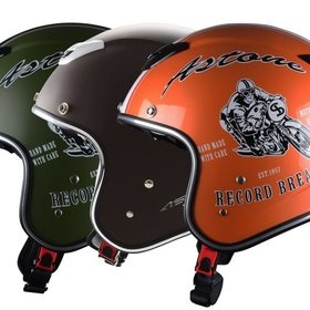 Apparel Helmet, ASTONE Sporster Jet (11 Colors)