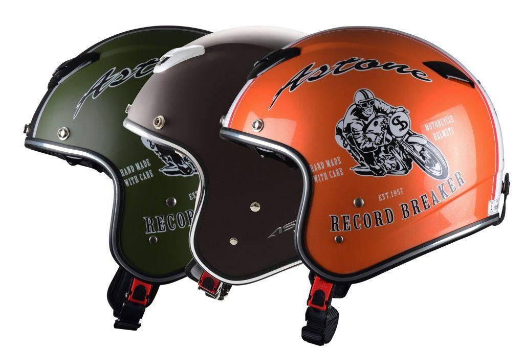 Apparel Helmet, ASTONE Sporster Jet (11 Colors)