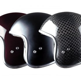 Apparel Helmet, ASTONE Vintage Carbon Fiber (5 colors)