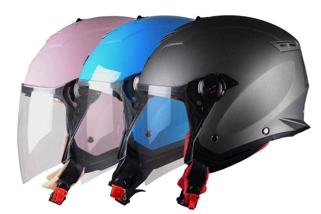 Apparel Helmet, ASTONE Minijet (17 colors)
