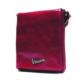 Apparel Shoulder Bag, Vespa Red or Blue