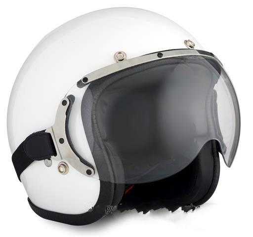 Accessories Visor Goggles, 70's Retro Helmet