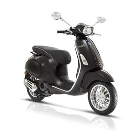 Vehicles 2017 Vespa Sprint 50 - 4V Black