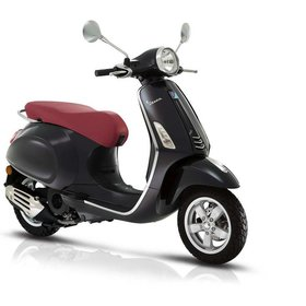 Vehicles 2017 Vespa Primavera 155 i-GET ABS Black