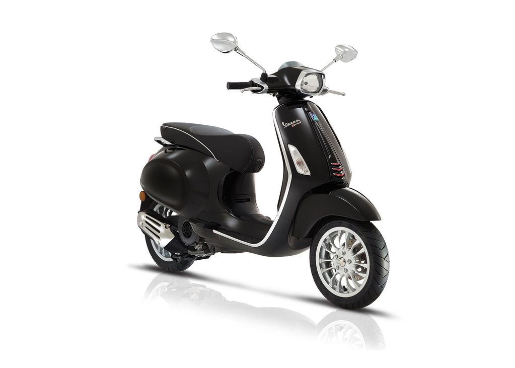 Vehicles 2017 Vespa Sprint i-GET 155cc ABS Nero Lucido
