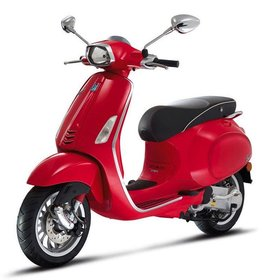 Vehicles 2017 Vespa Sprint i-GET 155cc ABS Dragon Red