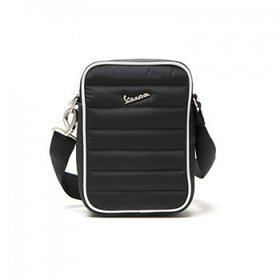 Lifestyle Shoulder Bag, Vespa Red, Black or Blue
