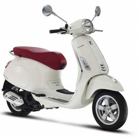 Vehicles 2017 Vespa Primavera 155 i-GET ABS White