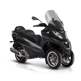 Vehicles 2018 Piaggio MP3-500 ASport LT ABS/ASR Black
