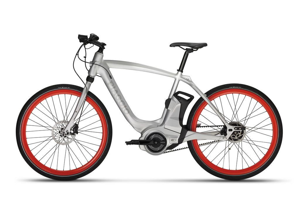 Vehicles Piaggio Wi-Bike Active Nuvinci Drive