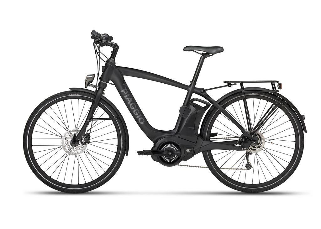 Vehicles Piaggio WI-Bike Active SD