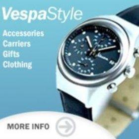 Lifestyle Watch Vespa GT Crono Black